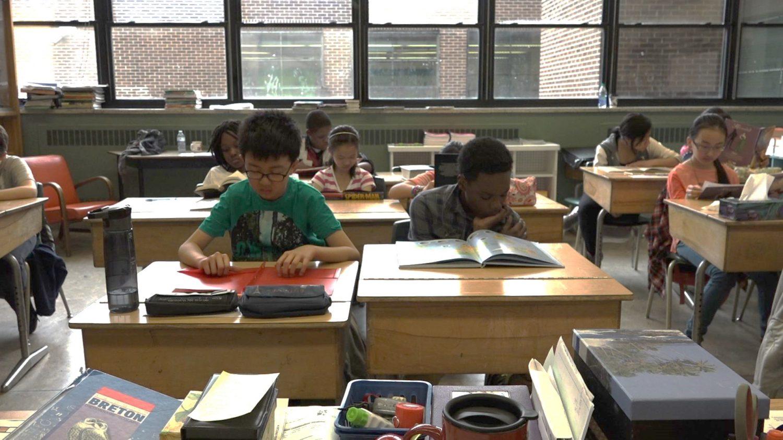 La classe d'accueil au préscolaire et au primaire